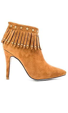 Jade Bootie in Whiskey