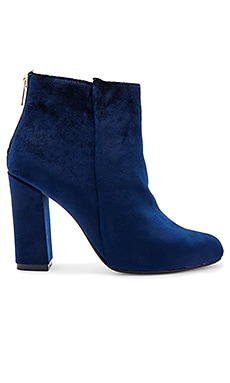 Ivy Bootie in Navy