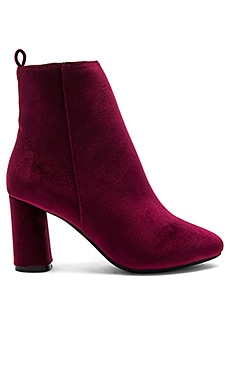 X NBD Afton Bootie in Scarlet