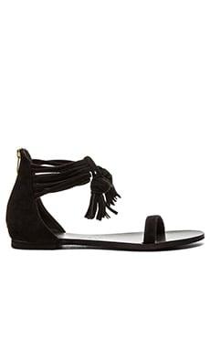 Skye Sandal in Black