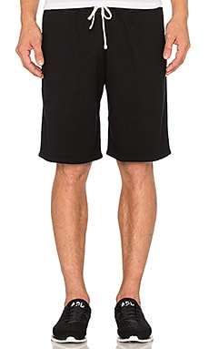 Core Sweatshorts in Black