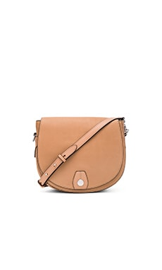 Flight Saddle Bag in Nude