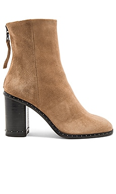 Aspen Boot in Camel Suede