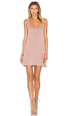 Lakey Dress in Rosette