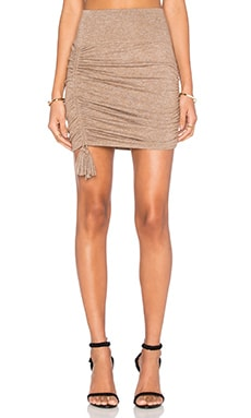 Peggy Skort in Sandstone