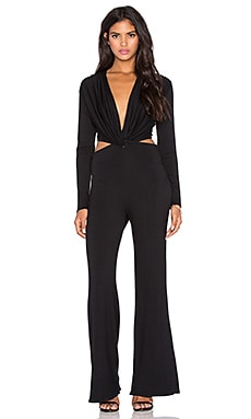 Shelby Jumpsuit in Black