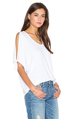 Taj Top in White