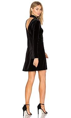Cursa Dress in Black