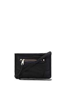 Regan Crossbody Bag in Black