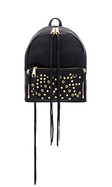 Small Lola Backpack in Black