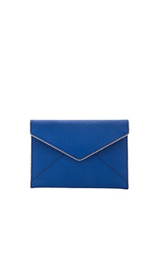 Leo Clutch in Cobalt