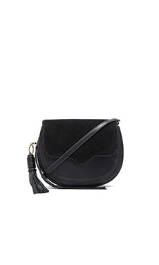 Large Suki Crossbody Bag in Black