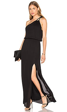 MAID by Rory Beca Charleston Gown in Onyx