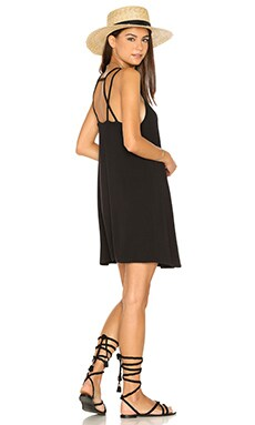 Zavey Dress in Black