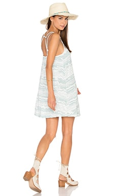 Zavey Dress in Cool Mint