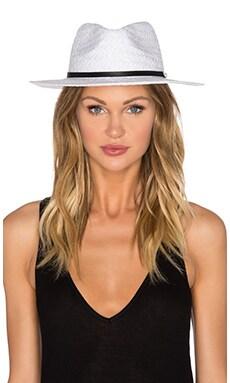 Shattic Hat in White