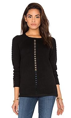 Claton Sweater in Black