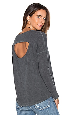 Sutherland Long Sleeve Top in Black