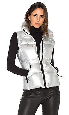 Freedom Vest in Silver