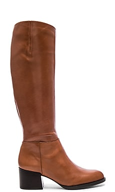 Joelle Boot in Mid Brown