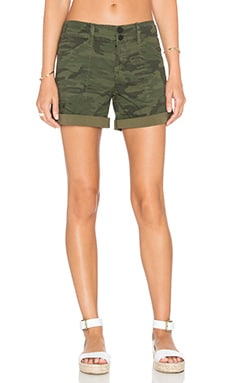 Habitat Short in Mother Nature Camo
