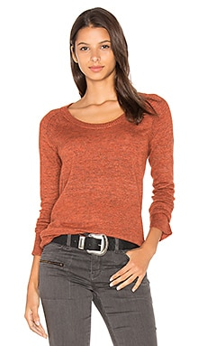 Renne Crew Neck Sweater in Harvest