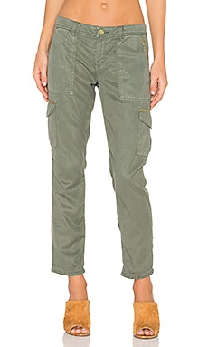 Stella Cargo Pant in Military