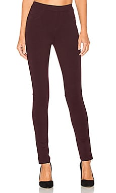 Grease Legging in Dark Shiraz