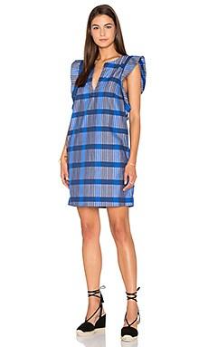 Archer Dress in Maison Stripe