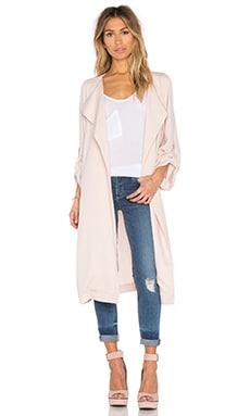 Lila Jacket in Blush