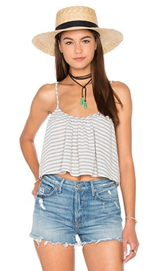 Peyton Top in Cafe Stripe