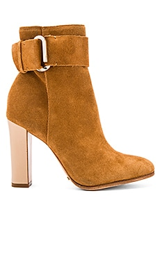 Namil Bootie in Brandy