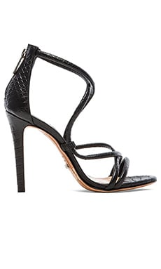 Brazilian Heel in Black