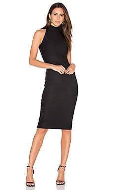 Isara Dress in Black