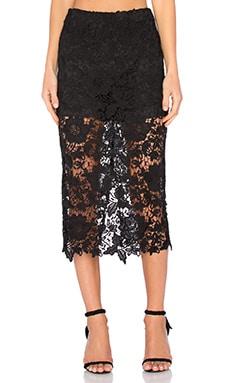Francis Skirt in Black