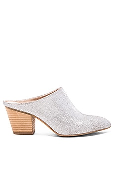 Got The Answer Booties in Silver Metallic Suede