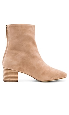 Imaginary Booties in Sand Suede