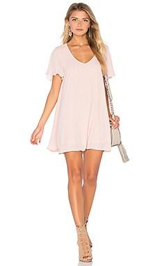 Kylie Dress in Dusty Blush