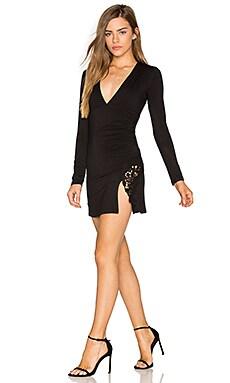 Idwal Dress in Black