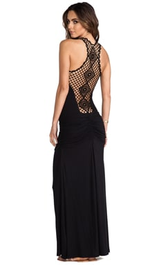 Jelizaveta Dress in Black