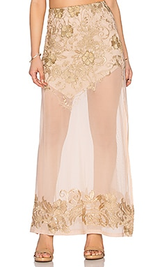 Olinand Skirt in Gold