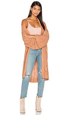 Patti Cardigan in Blush