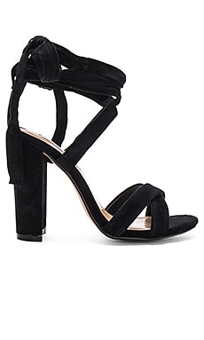 Christey Heel in Black