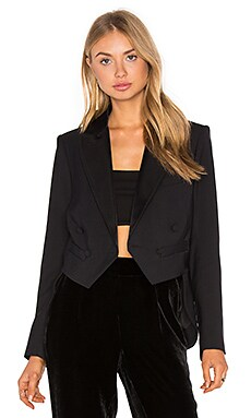 Mini Fails Blazer in Black
