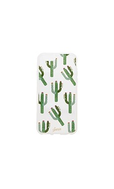 Clear Cactus iPhone 6 Case in Clear