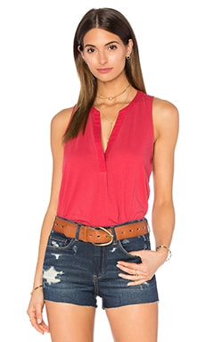 Carley Tank in Mojave Red