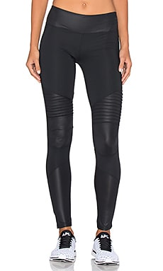 Vector Legging in Black