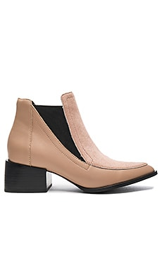 Rico Boot in Nude Pony