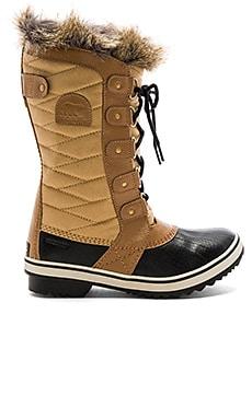 Tofino II Boot with Faux Fur in Fawn