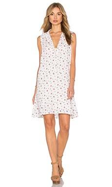 Primrose Ditsy Dress in Natural